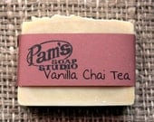 Vanilla Chai Tea Soap