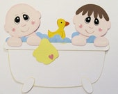 Custom Made for Karen - Bathtub Babies