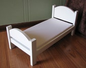 Doll Mattress for American Girl or other 18 inch doll bed - Mattress Only