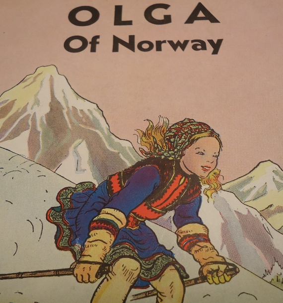 Olga of Norway Book