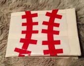 Baseball Duct Tape Wallet