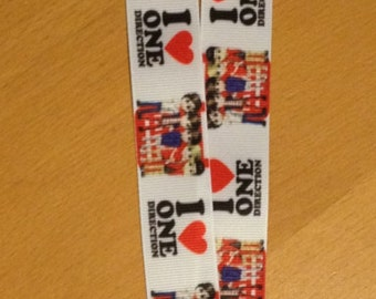 Super Cute One Direction Lanyard for you your ID or Badge Holder