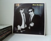 Blues Brothers - Briefcase Full of Blues - 1980 - LP Record