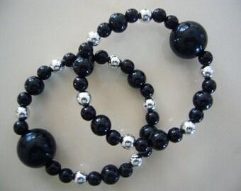 "Queasy Beads™ Motion Sickness Bracelets in ""Starlight"""