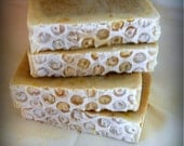 Calendula and Honey Soap 3 pack