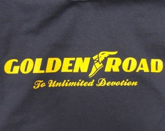 Golden Road Grateful Dead tshirt - All Sizes S-3XL