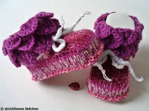 вязание спицами современные модели пинеток