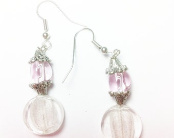 Pink Sorbet Earrings