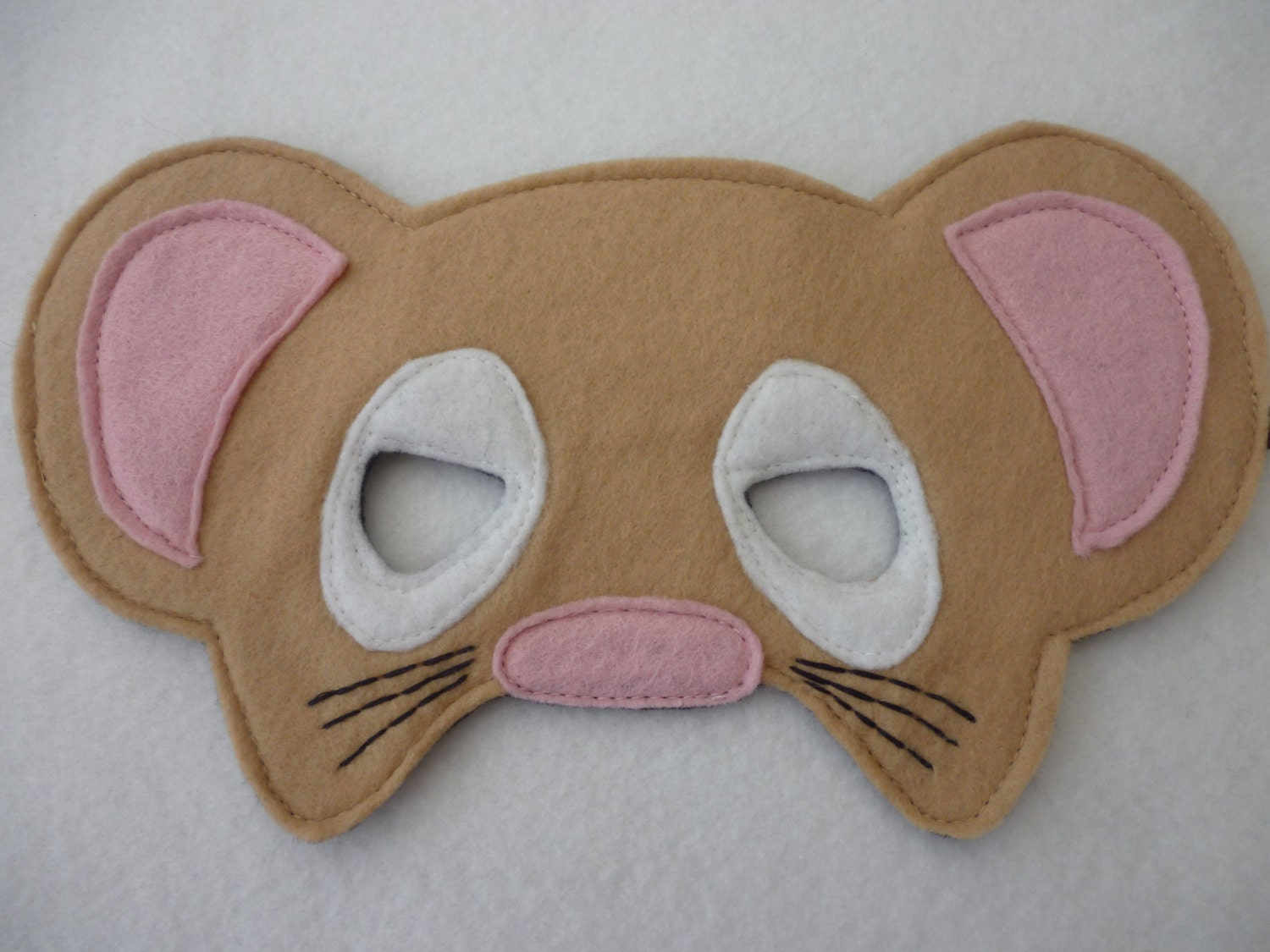 Diy Mouse Toys Mouse Mask/toy/dress