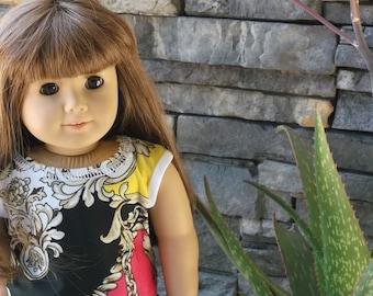 "American Girl Doll Clothes - TASSEL N CHAIN COLLECTION,  for American Girl Doll & 18"" Vinyl Doll."