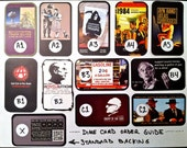 Silver Dime Trading Cards - Bulk Order Index (20 cards)