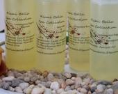 Bath Oil, Body Spray Oil,Perfume Oil- Geranium Rose with Lavender