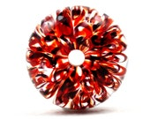 Lampwork Glass Beads by Beadscrumptious. Lampwork Beads. Fire.