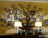 Wall decal, Family Tree  - Nursery Wall Decal
