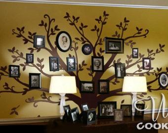 Wall decal, Family Tree  - Nursery Wall Decal