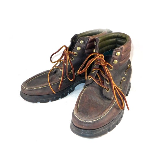 a64bb63ff14 Ralph Lauren Hiking Boots - Ivoiregion