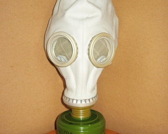 Vintage  GP-5 Gas Mask is a Soviet-made