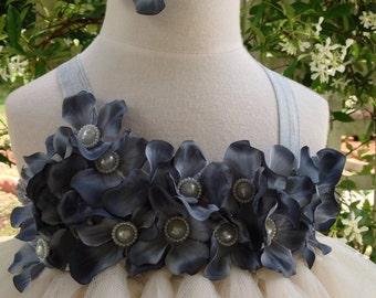 30% off Flower girl tutu dress,1st Birthday tutu dress, lilac ivory pink aqua dusty, multiple colors
