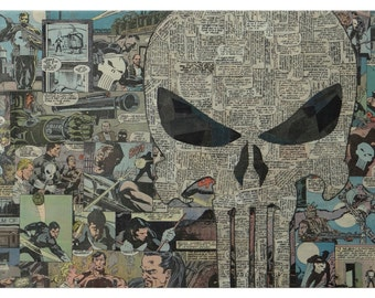 Punisher Print 11x17