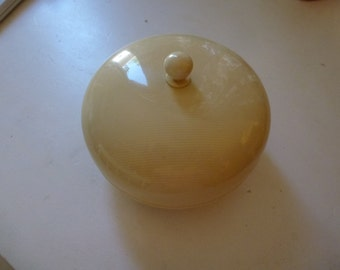 Vintage Powder / Trinket Box