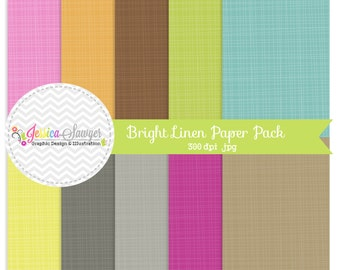 INSTANT DOWNLOAD,  bright linen paper - 8.5 x 11 - texture background - commercial use -  - scrapbooking - card making
