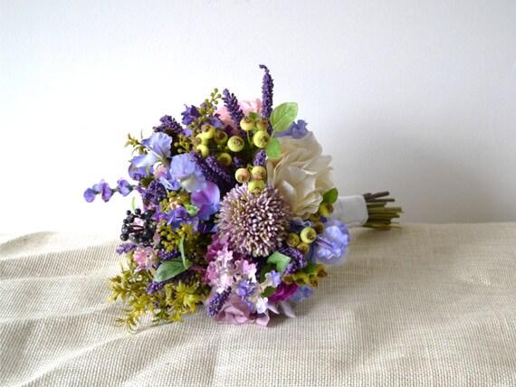 wildblumen blumenstrau brautstrau blumenstrau lila. Black Bedroom Furniture Sets. Home Design Ideas