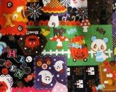 Kawaii Halloween Patchwork fabric