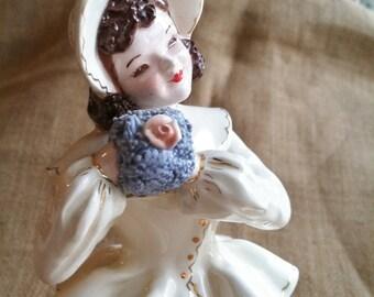 Stunning and Very Rare Linda Lou by Florence Ceramcis