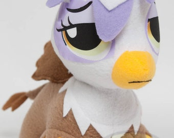 CHIBI Gilda MLP Hand-Made Custom Craft Plush