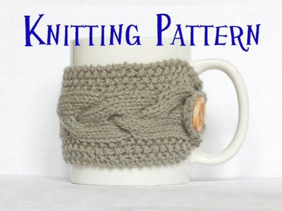 Items similar to Instant Download PDF Knitting Pattern ...