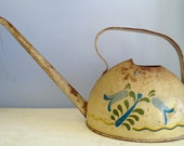 Darling Vintage Shabby Chic Watering Can