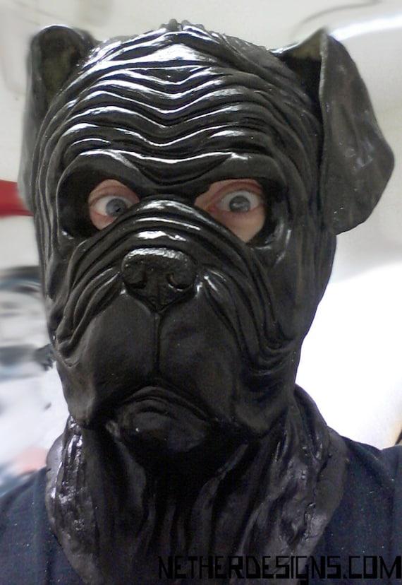 Latex Masks Fetish 45