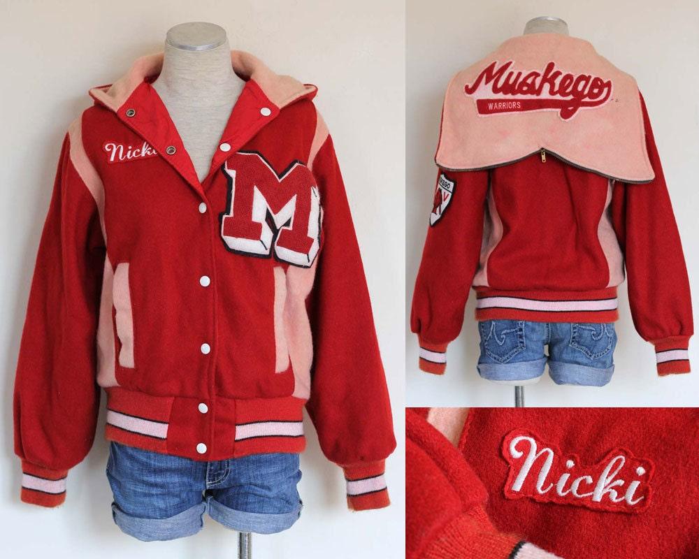 Warriors Letterman Jacket