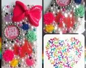 Victoria's Secret PINk iPhone 4 bling case