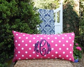 Accent Pillow - Dorm Bedding - College Bedding