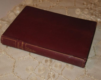 Antique Book Biography LIfe of Nathaniel Hawthorne by Moncure Conway 1895