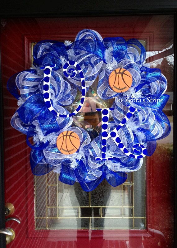 Blue And White University Of Kentucky Wildcats By