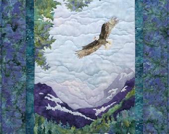 McKenna Ryan Quilt Pattern Naturally McKenna Eagle His Highness, Quilting