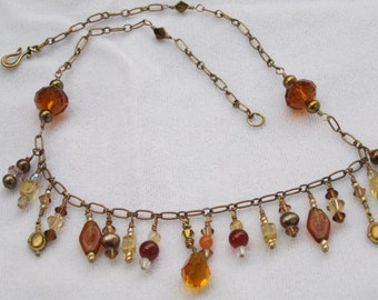 Vintage Looking Necklace.