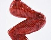 Porcelain Chicken Wing Flask