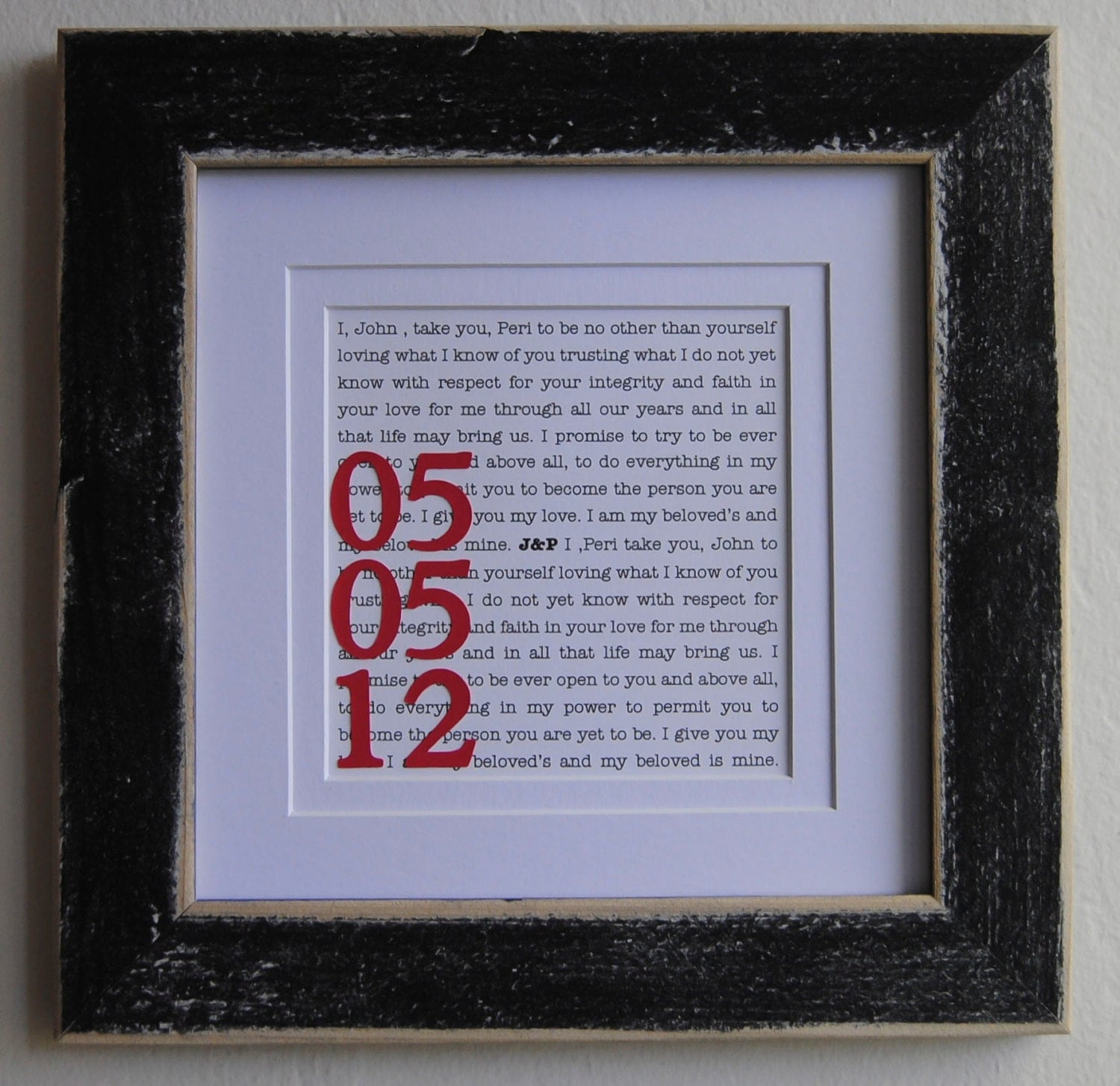 Personalized Gifts Wedding: Personalized Wedding Gift/ Engagement Gift/ By