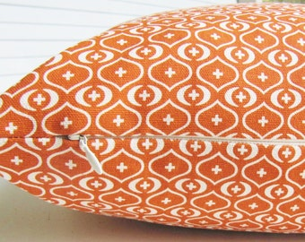 Zippered Pillow Cover, ADD an invisible concealed zipper to your pillow cover