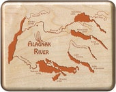 ALAGNAK RIVER MAP Fly Fis...