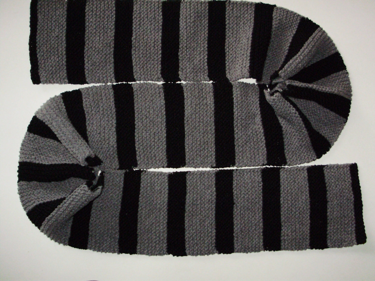 6 ft/7ft/8ft Ready 2 Ship Gru Inspired Black & Grey/Gray Long