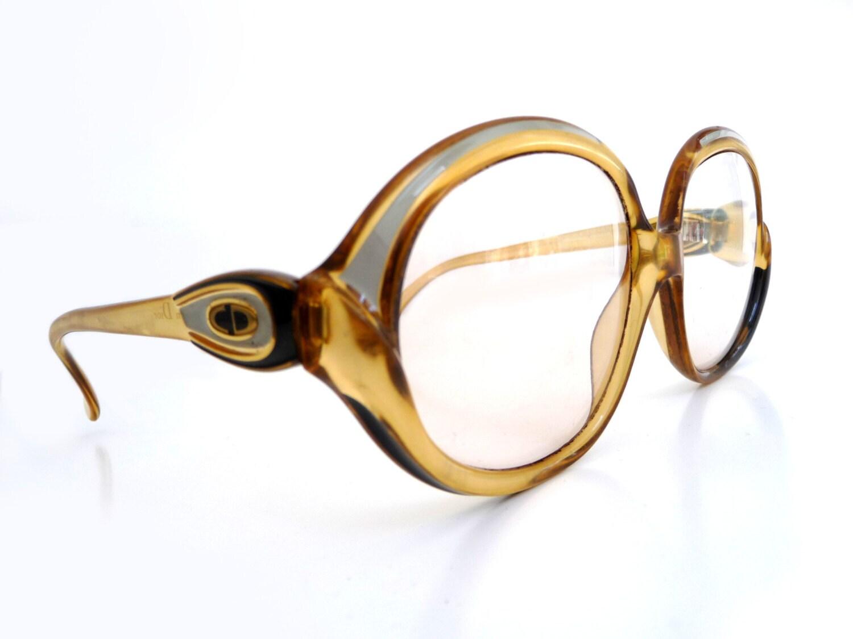 Vintage 80s CHRISTIAN DIOR Eyeglasses Sunglasses by ...