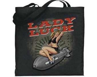 Tote Bag / Lady Luck
