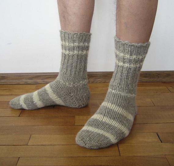 tricot mod le laine chaussettes homme laine chaussettes. Black Bedroom Furniture Sets. Home Design Ideas