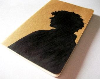 Sherlock Blank Moleskine Notebook- Sherlock Holmes