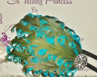 Baby Girl headband/Couture headband/Boutique headband/ Photo prop