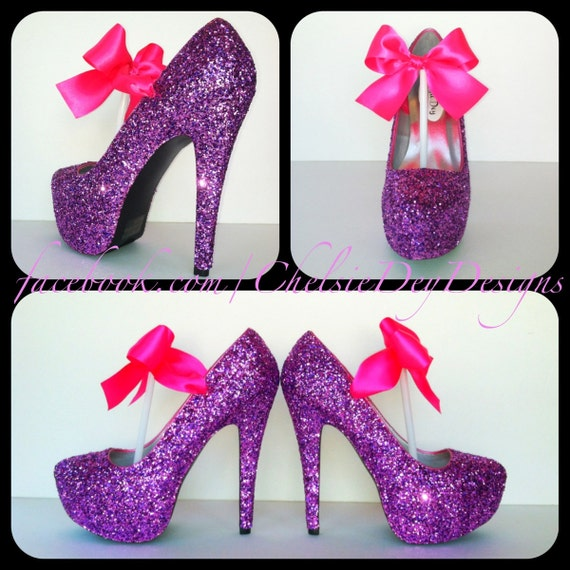 Barbie Glitter High Heels